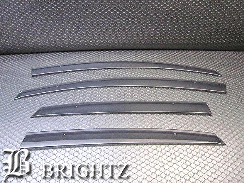 【 BRIGHTZ シルフィ TB17 サイドドアバイザー 金具付 】 【 INJ-V-042 】
