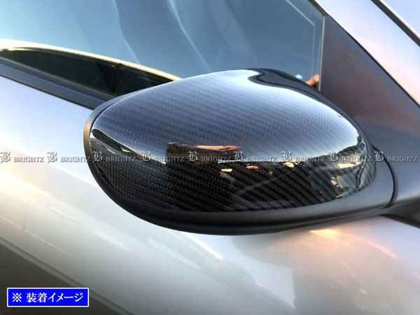 【 BRIGHTZ RX-8 SE3P リアルカーボンドアミラーカバー 】 【 MIR-SID-275 】 SE3 SE E3 3 RX8 R X 8