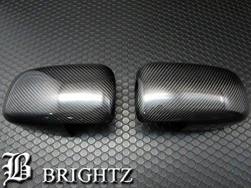 【 BRIGHTZ eKワゴン B11W カーボンドアミラーカバー Dタイプ 】 【 MIR-SID-201 】 イーケーワゴン イーケイワゴン イーケィワゴン イーケエワゴン イーケェワゴン ガード