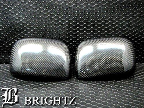 【 BRIGHTZ NV100クリッパー DR17V リアルカーボンドアミラーカバー 】 【 MIR-SID-206 】 DR17 DR R17 17 NV100 クリッパー NV 100