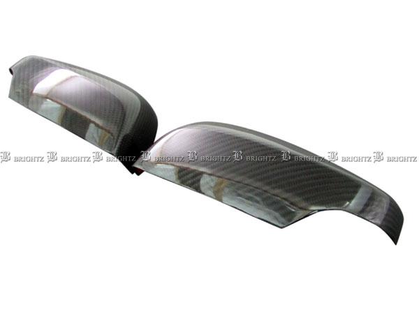 ミラー カーボン ドア アウトレット サイド バック バッグ ガーニッシュ カバー BRIGHTZ WRX STI VAB AG X 即納最大半額 リアルカーボンドアミラーカバー WRXSTI VAG R VA 4 S W MIR-SID-214