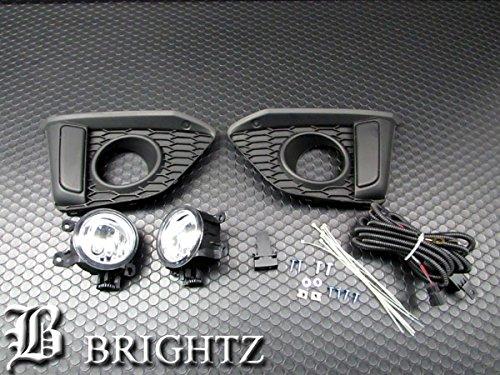 【 BRIGHTZ フィットハイブリッド GP5 GP6 前期 クリスタルフォグライトキット Cタイプ 】 【 FOG-H-059 】 ハイブリット