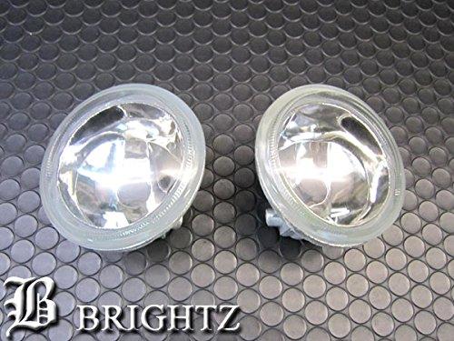 【 BRIGHTZ ハイエース 200 3型 クリスタルフォグライト Oタイプ 】 【 FOG-H-048 】