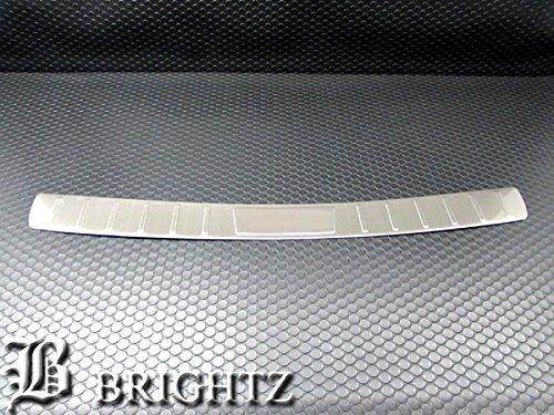 【 BRIGHTZ ゴルフヴァリアント AUC ステンレスリアバンパーフットプレート Bタイプ 】 【 OUT-FOOT-022 】AUCHP AUCJZ ゴルフ ヴァリアント バリアント ヴアリアント フォルクスワーゲン VW