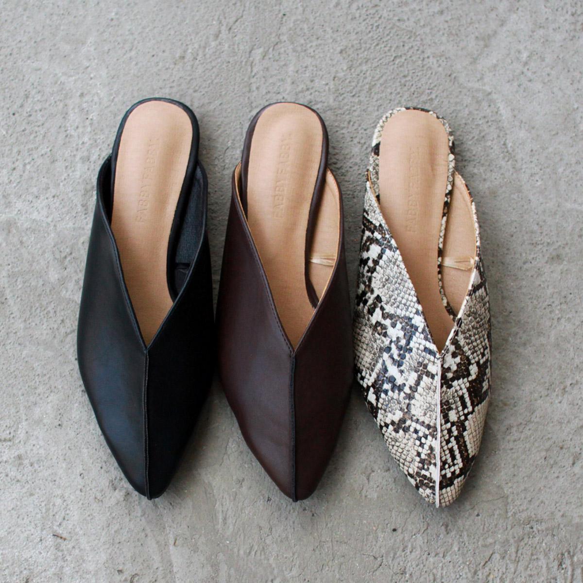 人気商品 Vカットパンプス サボサンダル ミュールサンダル Vカットミュール レディース靴 婦人靴 スリッパ ローヒール フラットヒール 6時間限定タイムセール センターシーム入り ポインテッドトゥ 20%OFFクーポン配布中 交換不可 スリッパパンプス SALE返品 バブーシュ Vカット 買収