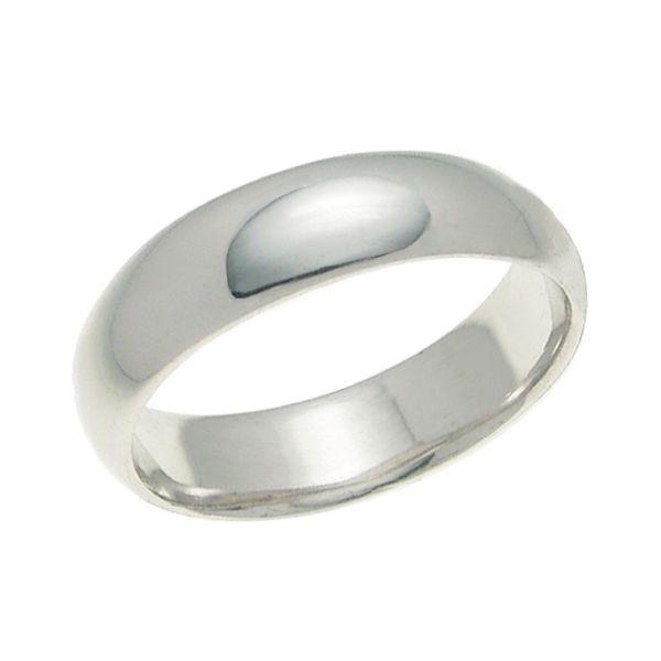 結婚指輪 マリッジリング 甲丸リング 5ミリ ペアリング プラチナ900 プロポーズ【甲丸リング・5mm幅・プラチナ】