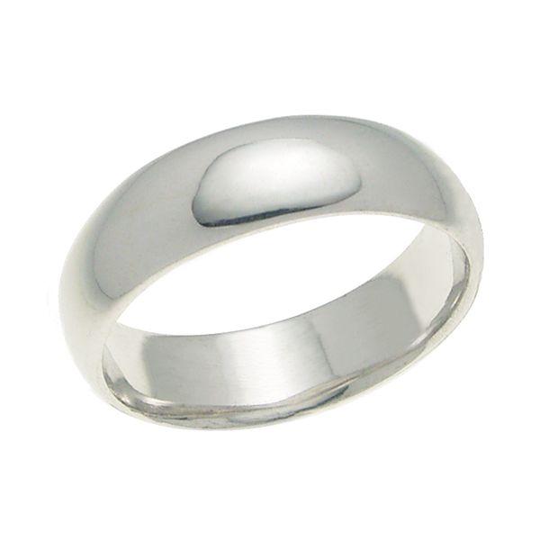 結婚指輪 マリッジリング 甲丸リング 6ミリ 6mm幅 K18ホワイトゴールド 激安価格と即納で通信販売 新作通販 ペアリング プロポーズ