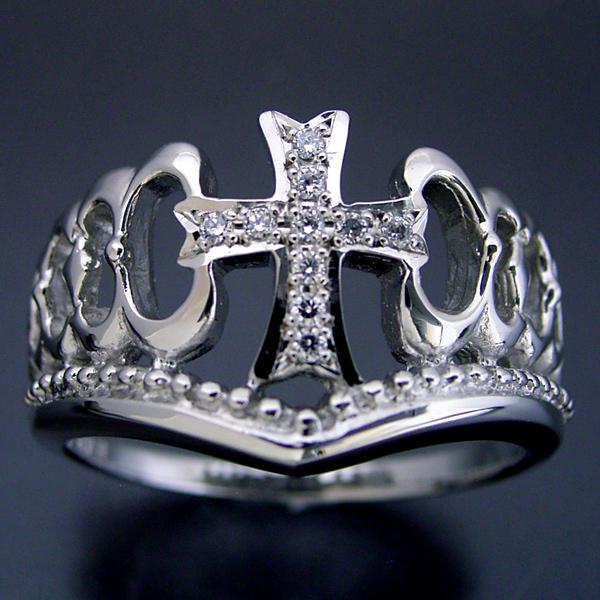 結婚指輪 マリッジリング ダイヤモンド ブライダルジュエリー プラチナ 結婚指輪 マリッジリング【クロスモチーフがメインの結婚指輪】