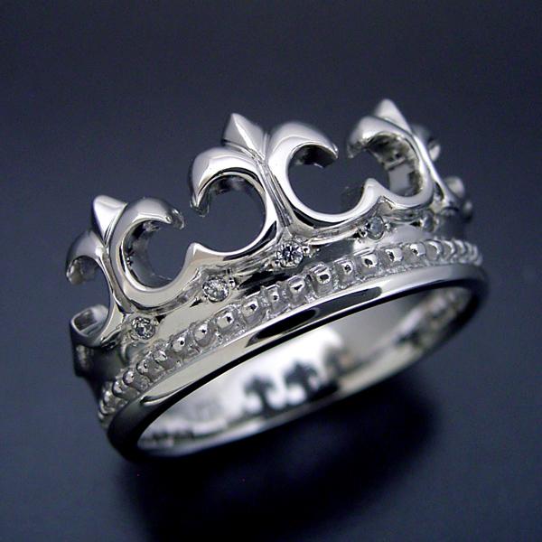 結婚指輪 マリッジリング ダイヤモンド ブライダルジュエリー プラチナ 結婚指輪 マリッジリング【とても可愛らしいクロスモチーフの結婚指輪】