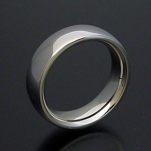 結婚指輪 マリッジリング 甲丸リング ペアリング プラチナ900 ロード・オブ・ザ・リング【最高に気持ちが良い着け心地の結婚指輪「一つの指輪~プラチナモデル~」 [OneRing Platinum]】