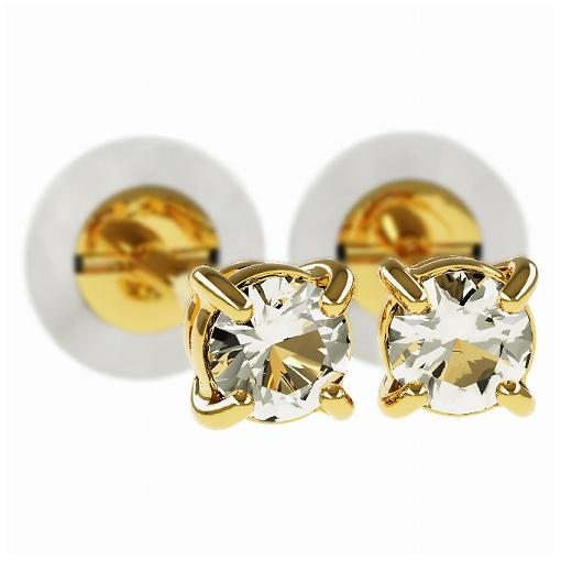 一粒 ダイヤモンド スタッドピアス 合計0.1ct 4本爪 プラチナ K18 K18ピンクゴールド ピアス ジュエリー レディース かわいい 可愛い 華奢 おしゃれ 結婚 結婚式 ウェディング 誕生日 プレゼント 贈り物 送料無料