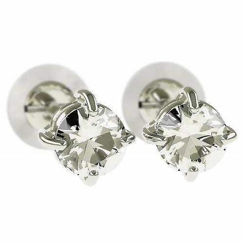 一粒 ダイヤモンド スタッドピアス 合計0.3ct 4本爪 プラチナ K18 K18ピンクゴールド ピアス ジュエリー レディース かわいい 可愛い 華奢 おしゃれ 結婚 結婚式 ウェディング 誕生日 プレゼント 贈り物 送料無料