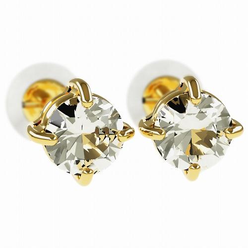 一粒 ダイヤモンド スタッドピアス 合計0.5ct 4本爪 プラチナ K18 K18ピンクゴールド ピアス ジュエリー レディース かわいい 可愛い 華奢 おしゃれ 結婚 結婚式 ウェディング 誕生日 プレゼント 贈り物 送料無料