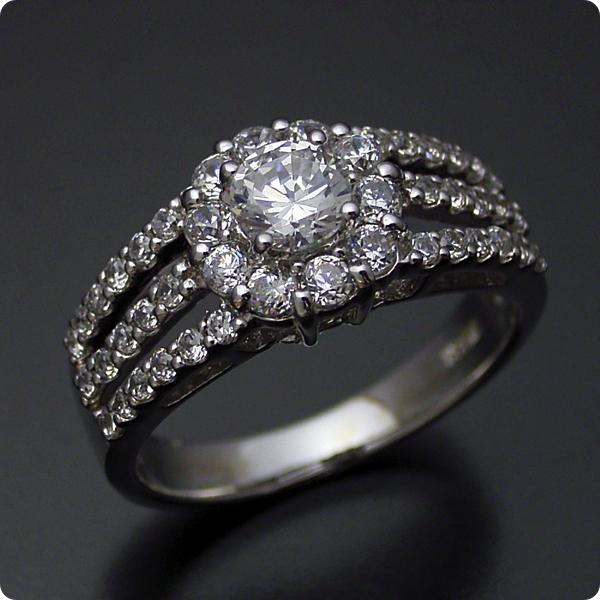 【婚約指輪】エンゲージリング【0.3ct】一粒【0.3カラット】ダイヤモンド【ブライダルジュエリー】プラチナ【結婚指輪】マリッジリング【豪華なのに上品な婚約指輪】Dカラー・VVS1クラス・Excellentカット・H&Q【宝石鑑定書付き】