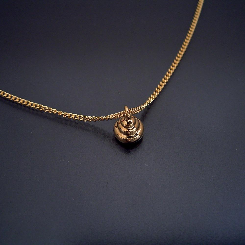 金のうんこ ネックレス ペンダント 18金 指輪 ゴールド ウンコ うんち ウンチ プレゼント サプライズ
