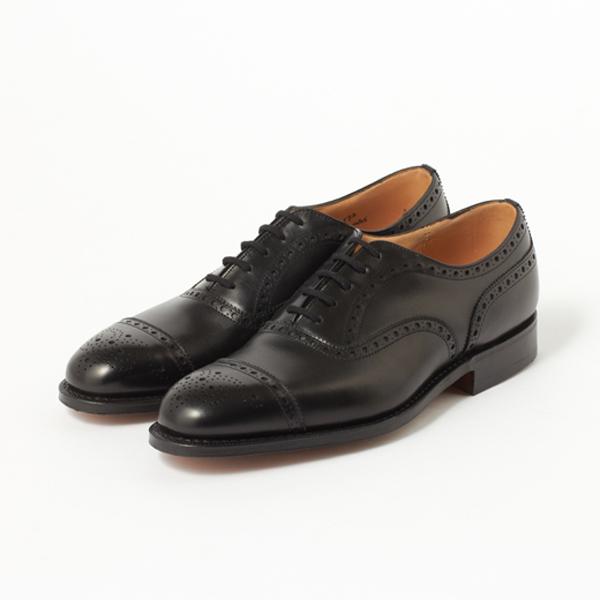 【Church's/チャーチ】DIPLOMAT【メンズ 革靴 ディプロマット セミブローグ レザーソール チャーチ イギリス ノーサンプトン】:BRITISHMADE ブリティッシュメイド【イギリス製】【送料無料】