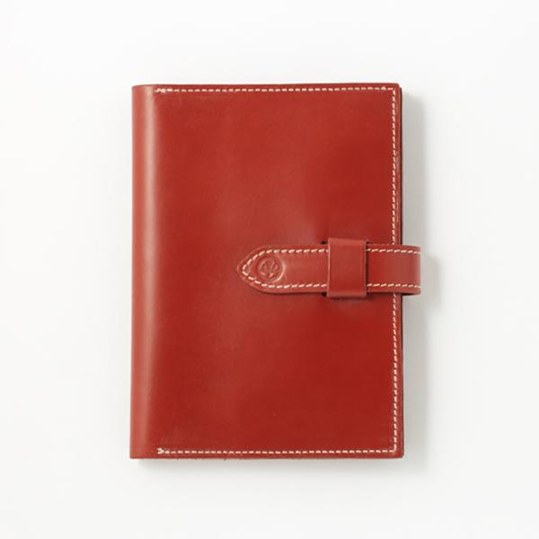 【GLENROYAL/グレンロイヤル】NOTE BOOK COVER M(フルブライドル) ノートブックカバーM(ノートカバー ブックカバー 文庫本 革 レザー 誕生日 ギフト)