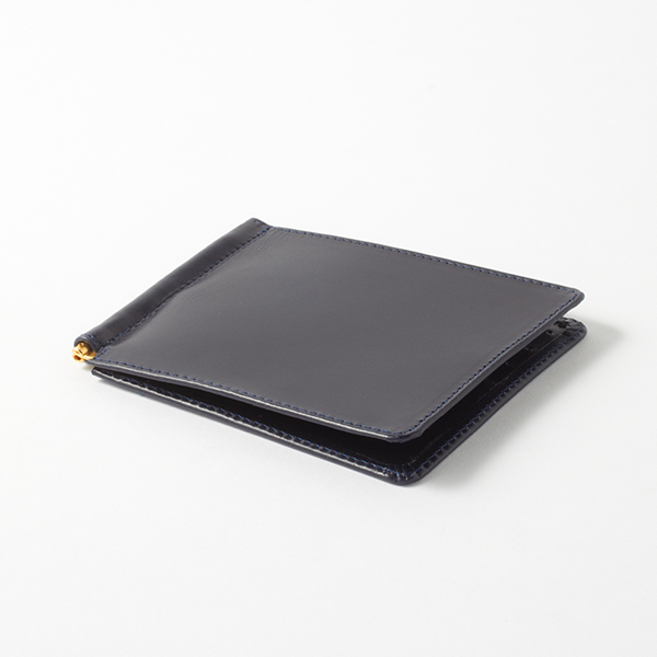 MONEY CLIP WITHOUT COIN PURSE/ マネークリップ 【GLENROYAL/グレンロイヤル】 (財布 メンズ レディース レザー 本革 コンパクト 誕生日 ギフト)