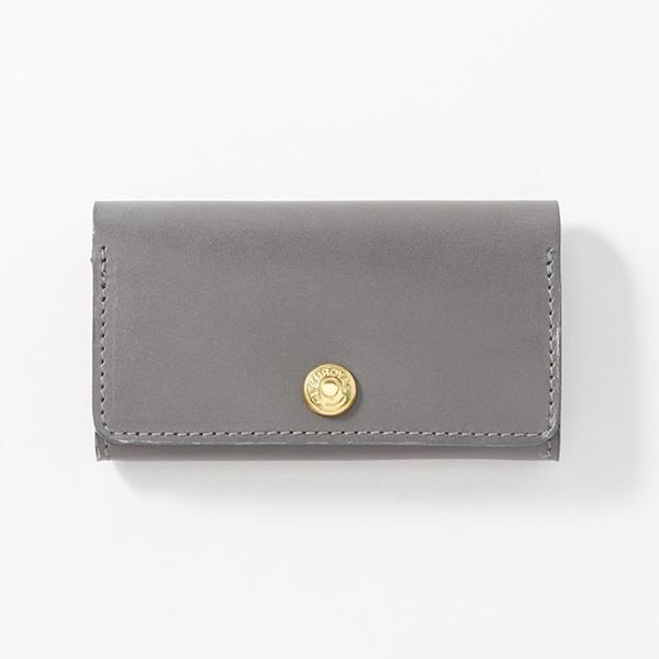 【GLENROYAL/グレンロイヤル】SLIM BUSINESS CARD HOLDER/名刺入れ(別注カラー)(レディース メンズ レザー 本革 名刺入れ カードケース 誕生日 ギフト)