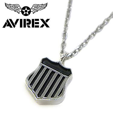 アヴィレックス ネックレス AVIREX シルバー925 ペンダント AVN025SBK