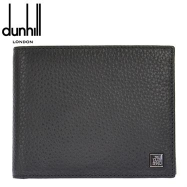 ダンヒル 財布 dunhill メンズ 二つ折り財布 YORK ヨーク ブラック L2L732A 【楽ギフ_メッセ入力】