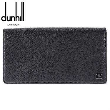 セール商品 送料無料 ダンヒル 財布 全国どこでも送料無料 dunhill メンズ YORK コレクション ブラック オーガナイザー L2R445A 長財布 ヨーク 楽ギフ_メッセ入力