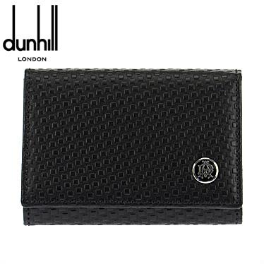 ダンヒル 小銭入れ dunhill メンズ コインケース マイクロディーエイト ブラック L2V380A 【楽ギフ_メッセ入力】