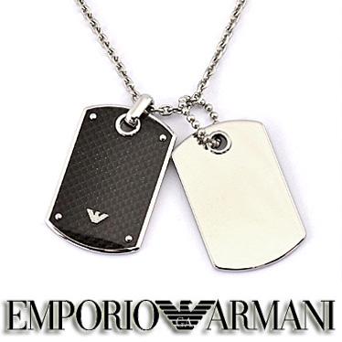 エンポリオ アルマーニ ネックレス EMPORIO ARMANI EGS1601040 ステンレスネックレス