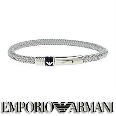 エンポリオ アルマーニ ブレスレット EMPORIO ARMANI EGS1623040 メンズ ステンレスアクセサリー 【楽ギフ_メッセ入力】