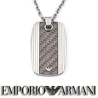 엔포리오아르마니넥크레스 EMPORIO ARMANI EGS1685040 스테인리스 목걸이