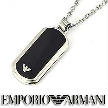 エンポリオ アルマーニ ネックレス EMPORIO ARMANI EGS1726040 ステンレスネックレス