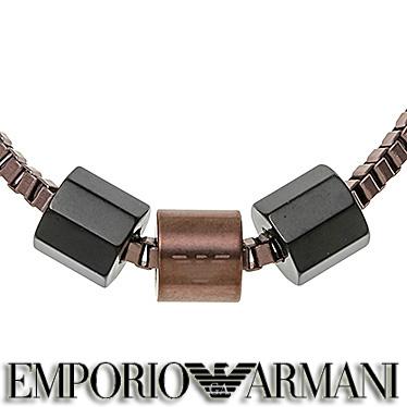 エンポリオ アルマーニ ネックレス EMPORIO ARMANI メンズ ペンダント EGS2433001 ステンレスネックレス