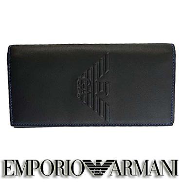 エンポリオ アルマーニ 財布 EMPORIO ARMANI メンズ 長財布 Y4R170 YG90J 81072