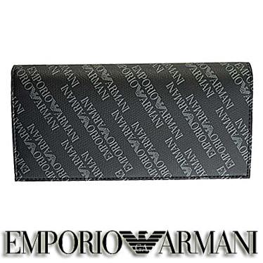 エンポリオ アルマーニ 財布 EMPORIO ARMANI メンズ 長財布 Y4R170 YLO7E 86526