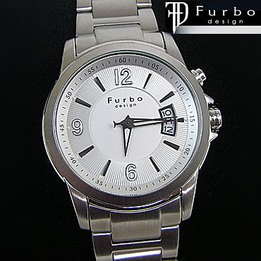 フルボ Furbo design 腕時計 メンズ F4006SISS オートクォーツ【YDKG-td】【smtb-TD】【saitama】【楽ギフ_メッセ入力】