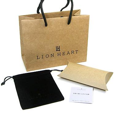ライオンハート ネックレス メンズ LION HEART プレートペンダント 04N121SM ステンレスネックレス  【楽ギフ_包装】【楽ギフ_メッセ入力】【RCP】