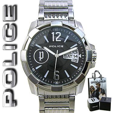 ポリス 時計 POLICE メンズ 腕時計 SCOUT 12221JS/02M