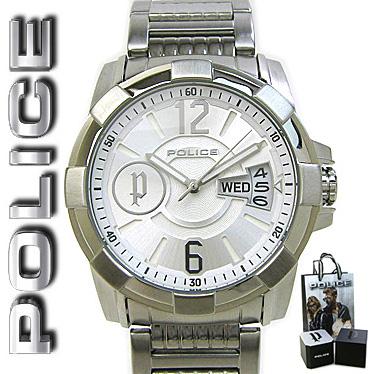ポリス 時計 POLICE メンズ 腕時計 SCOUT 12221JS/04M