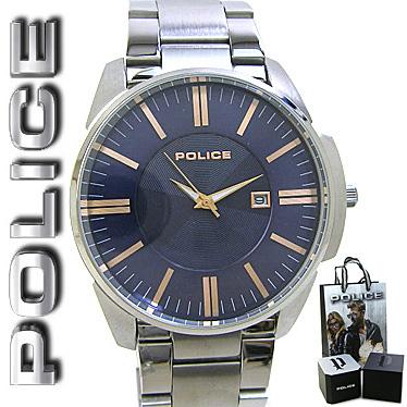 ポリス 時計 POLICE メンズ 腕時計 GOVERNOR 14384JS/03M