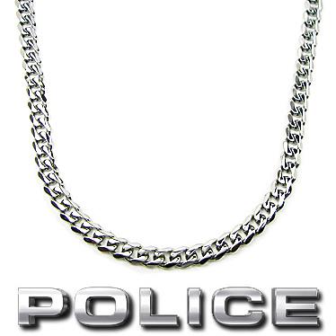 ポリス POLICE ネックレス SIN 25490PSS01 シルバーカラー ステンレスネックレス