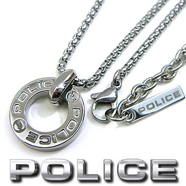 ポリス POLICE ネックレス HALLOW ペンダント スモール 25987PSS01 ステンレスネックレス