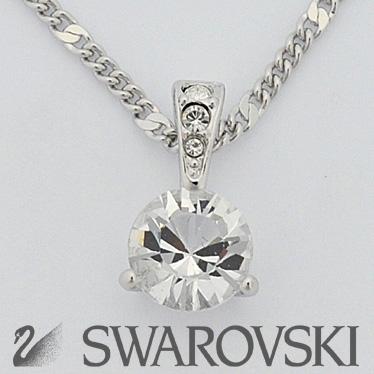 スワロフスキー ネックレス SWAROVSKI Solitaire ペンダント 1800045 【楽ギフ_メッセ入力】