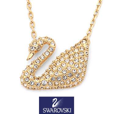スワロフスキー ネックレス SWAROVSKI Swan ペンダント 5063921 【楽ギフ_メッセ入力】