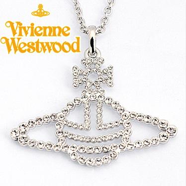 ヴィヴィアン ウエストウッド ネックレス Vivienne Westwood GRISELDA バスレリーフ ペンダント 【楽ギフ_メッセ入力】
