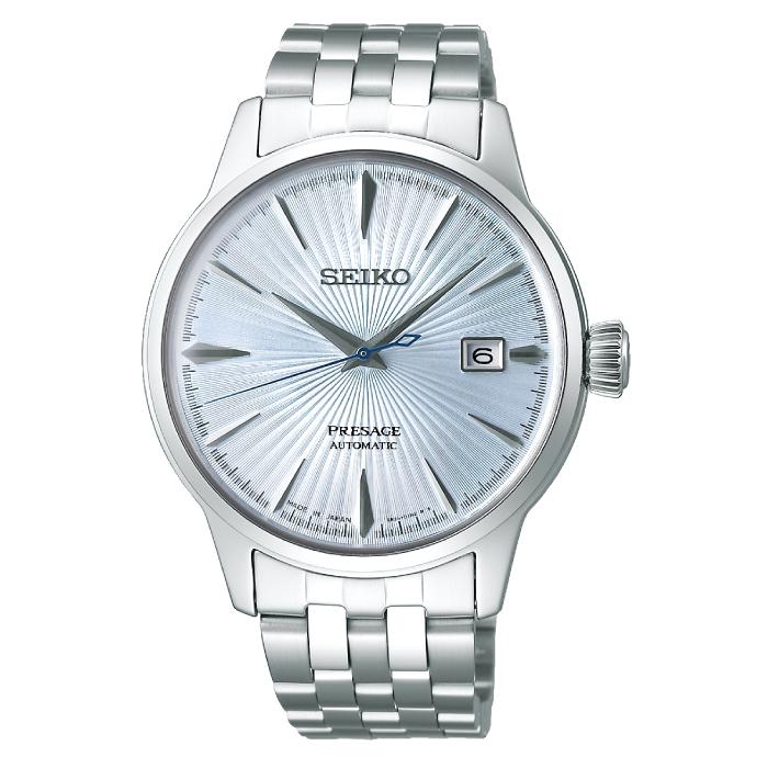 買取 SEIKO PRESAGE 在庫処分 プレサージュ SARY161 自動巻き時計
