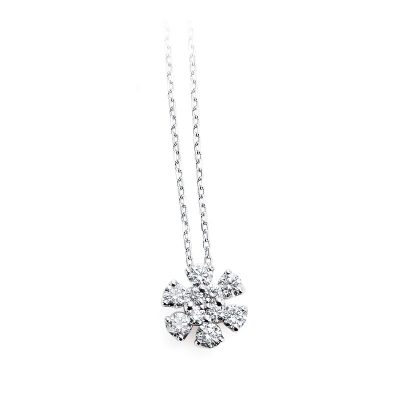 Sweet 10 Diamond【Bloom-20017】 Pt900 0.20ct