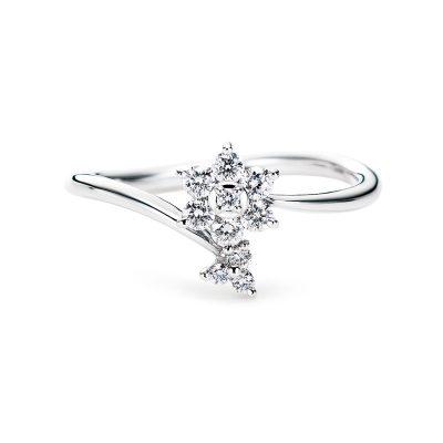 Sweet 10 Diamond 【Bloom-10010】Pt900 0.20ct