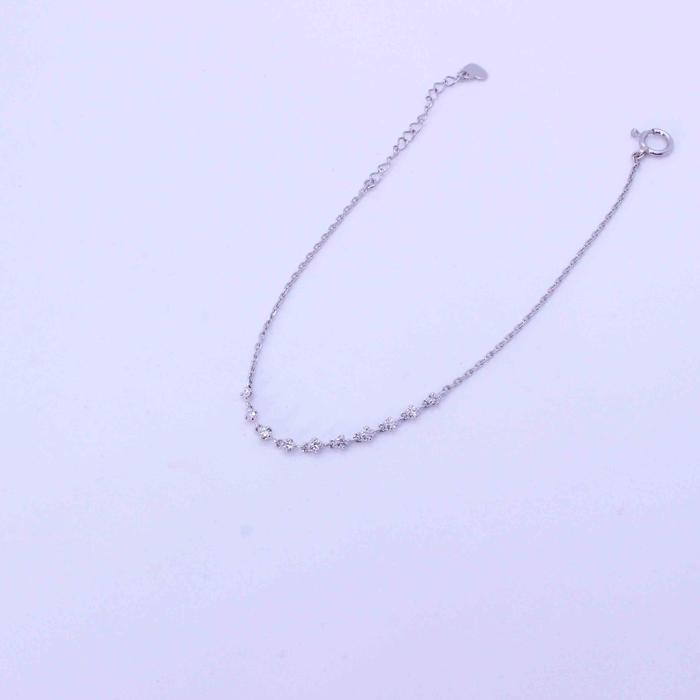 【B.colletto】ダイヤ10石ブレスレット