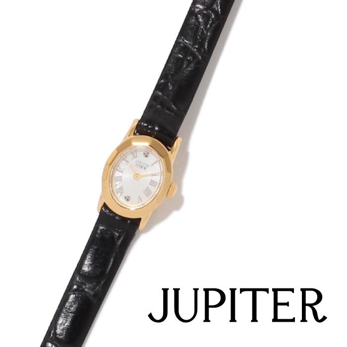 【送料無料】【JUPITER ジュピター】RADIATION WATCH (ブラック) 腕時計 レディース ギフト プレゼント アクセサリー パーティー用アクセサリー