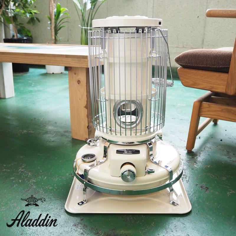 Aladdin アラジン ブルーフレームヒーター BF-3911 ストーブ 石油ストーブ ヒーター おしゃれ レトロ 暖房 人気 白 ホワイト キャンプ 日本製 家電